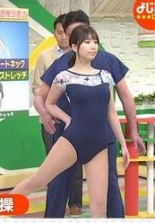 堀尾実咲(25)のレオタード姿がクッソエロいww【エロ画像】