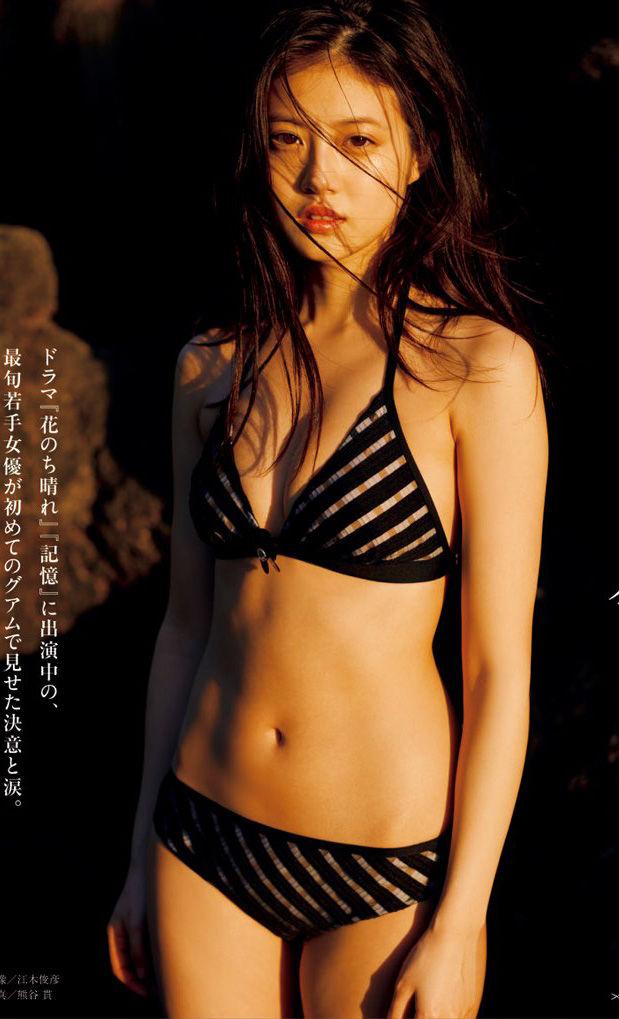 今田美桜(21)ふんわりバストがエッチな最新グラビアww【エロ画像】