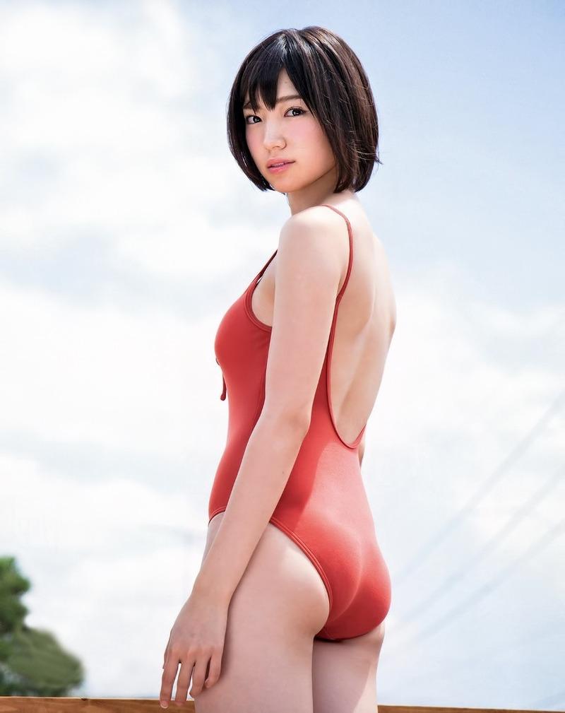 NMB太田夢莉 (17)JKとは思えぬセクシーな水着姿…下着姿に見えてきてエロいンゴww【エロ画像】