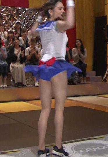 メドベージェワ(17)セーラームーンコスがぐうシコな女子フィギュアのJK娘wwww【エロ画像】