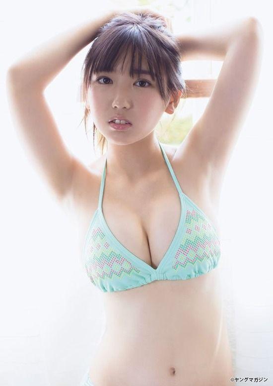 沢口愛華(15)ミスマガジン2018グランプリの水着グラビアがぐうシコww【エロ画像】