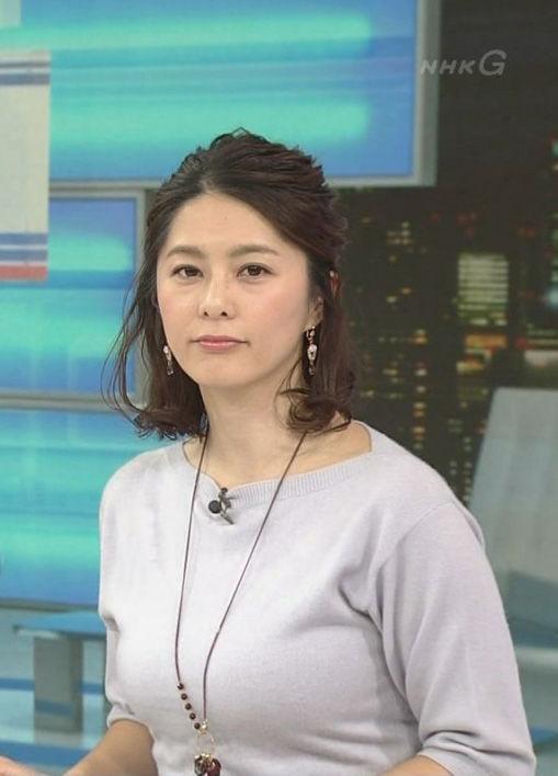 杉浦友紀アナ(34)隣にいたらムラムラしそうな着衣巨乳が抜けるww【エロ画像】