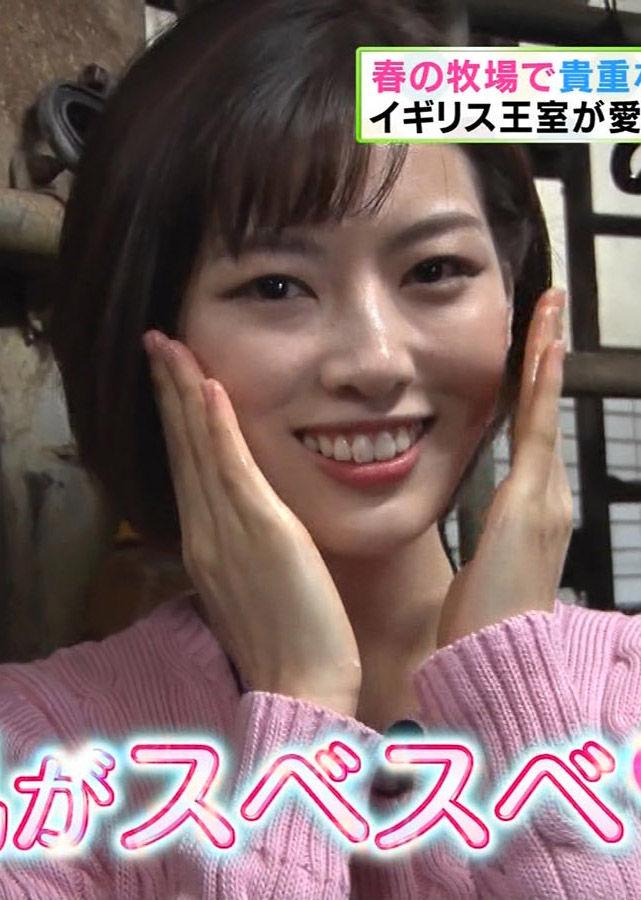 中西悠理アナ(27)の乳搾りがなんかエロいww【エロ画像】