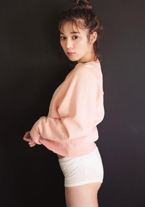 古川優香(22)とかいうYouTuberの下着グラビアがエロいww【エロ画像】