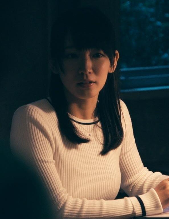 吉岡里帆(24)世にも奇妙な物語で見せた着衣ニット巨乳が抜けるww【エロ画像】