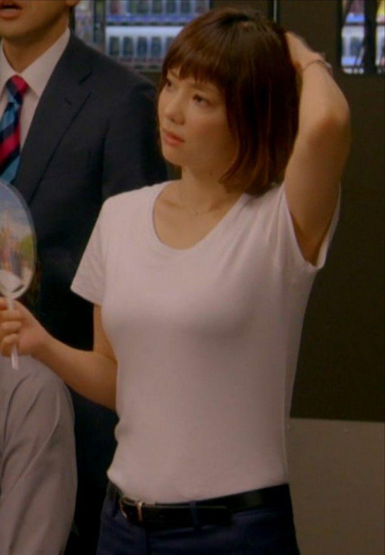 倉科カナ(29)着衣巨乳がセクシーでなかなかエロいww【エロ画像】