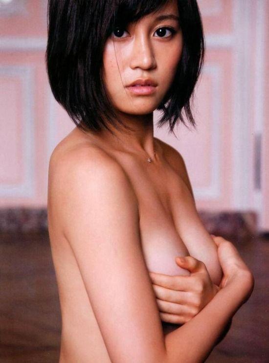 前田敦子(27)結婚したあっちゃんの抜き納めグラビアww【エロ画像】