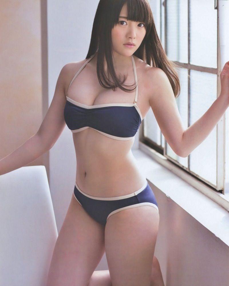 SKE48木本花音(16)ちゃんの巨乳っぷりが半端ない【エロ画像】