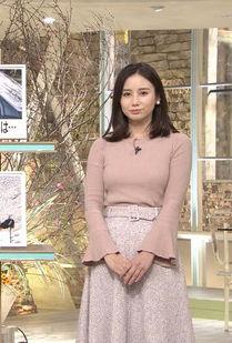 森川夕貴アナ(25)の着衣姿のおっぱい強調がいつ見てもエロいww【エロ画像】