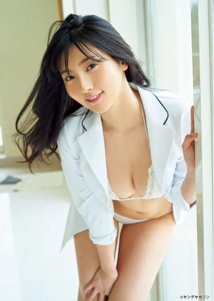 福井セリナ(24)の最強リケジョの水着グラビアがエロいww【エロ画像】
