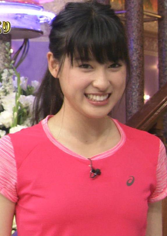 土屋太鳳(22)TVでさり気なく見せるEカップタオパイがエロいww【エロ画像】