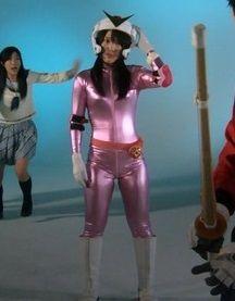 アキバレンジャーの内田真礼ちゃんがピッチピチ衣装でエロい【エロ画像】