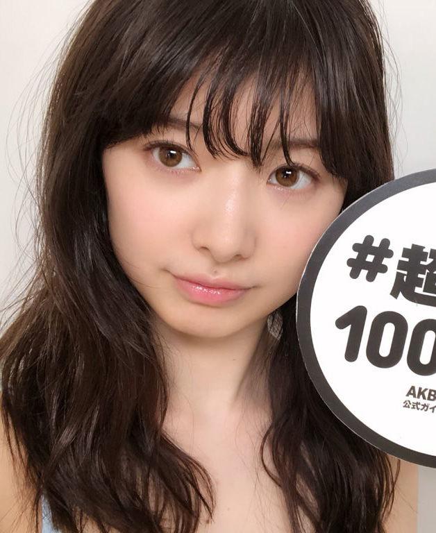 AKB48武藤十夢(23)総選挙で注目されてる美女ww【エロ画像】