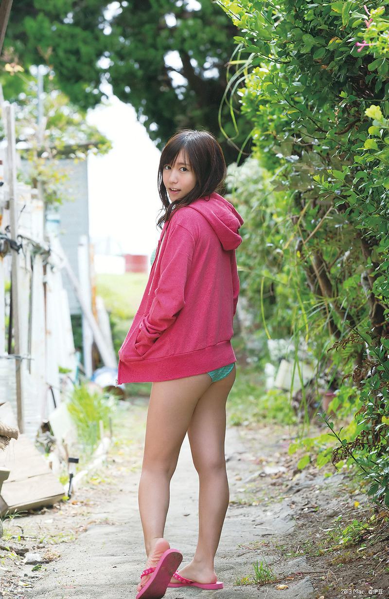 SKE大場美奈(24)のデカパイにフルボッキ!デカ尻と太ももの肉付きがエロすぎる!
