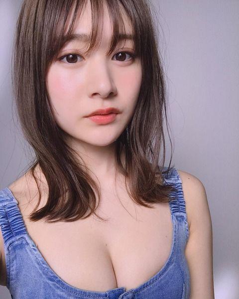 NGT48加藤美南(19)総選挙ガイドブックのおっぱいがけしからんww【エロ画像】