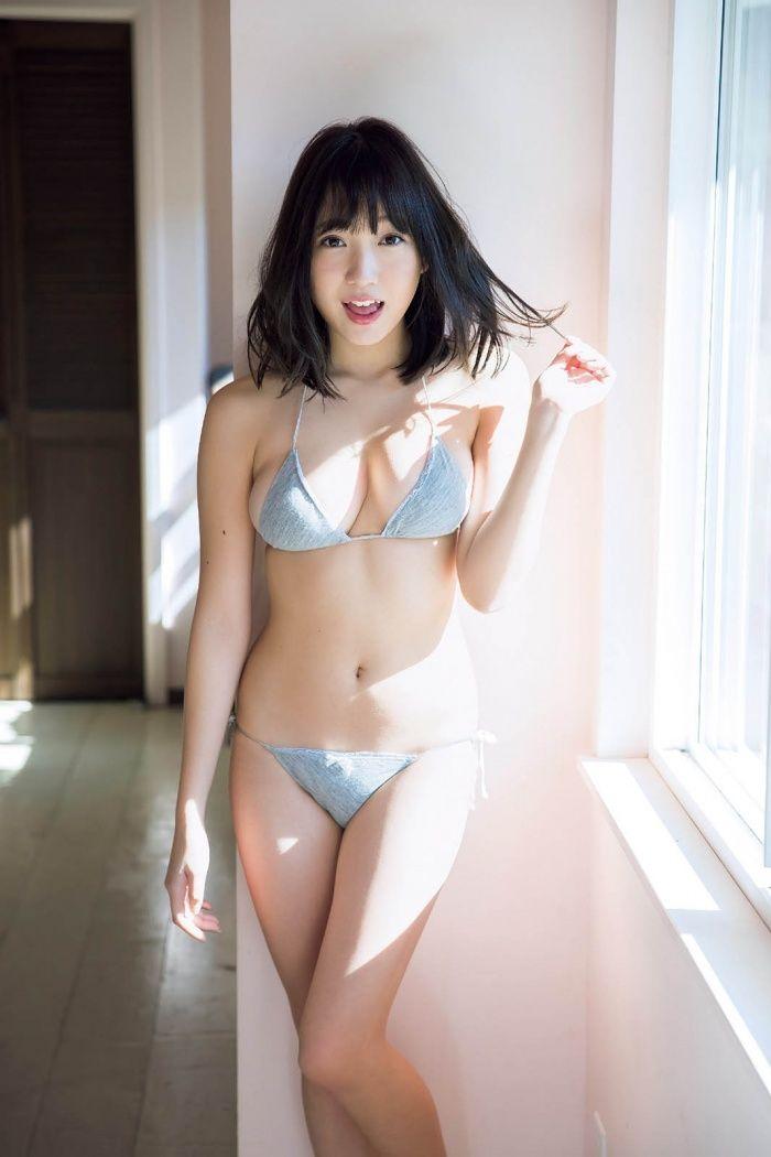 京佳(18)大人っぽくなったセクシーグラビアがぐうシコww【エロ画像】