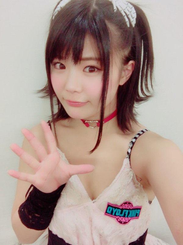 仮面女子・川村虹花(21)女子プロレスラー姿がエロカワww【エロ画像】