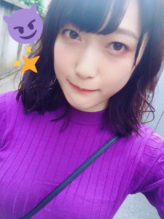 声優・久保田未夢(23)のパイスラ着衣巨乳がエロいww【エロ画像】
