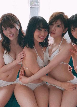 向井地美音(20)最新グラビアのムッチリボディが抜けるww【エロ画像】