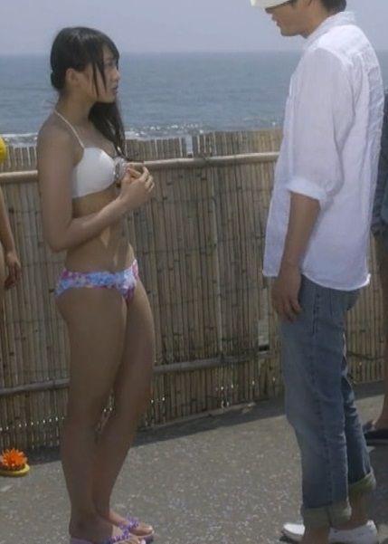 AKB木崎ゆりあ(18)がドラマGTOで脱がされ集団レイプされてるwww【エロ画像】