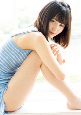 NMB48山本望(16)の透明感溢れるスベ肌ボディが抜けるww【エロ画像】