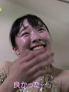 本田望結(14)の汗だく姿がなんかエロいww【エロ画像】