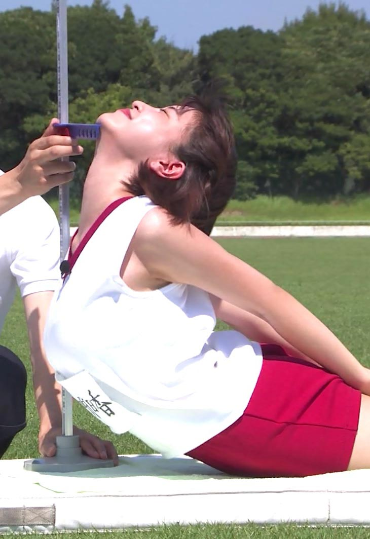 ロンハーの女性芸能人達の抜けるエロキャプ画像を一挙大公開ww【エロ画像】